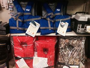 Picture of Life Jackets